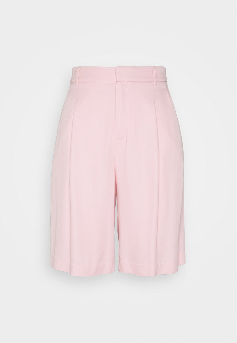 Gina Tricot - CARRO BERMUDA - Shorts - light pink