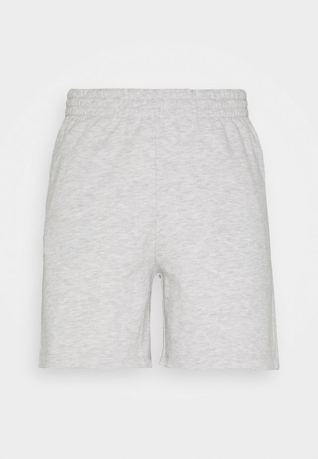 NORA - Shorts - grey melange