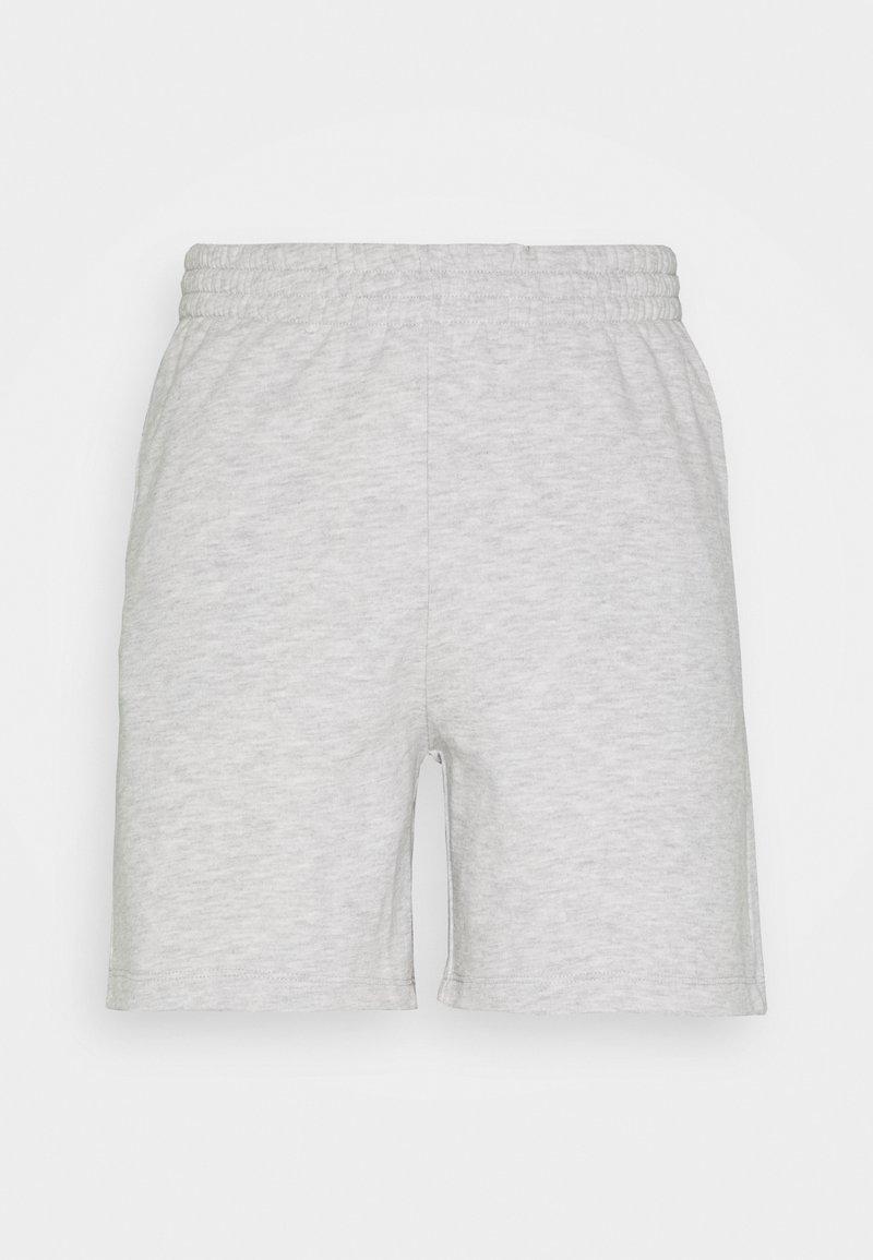Gina Tricot - NORA - Shorts - grey melange