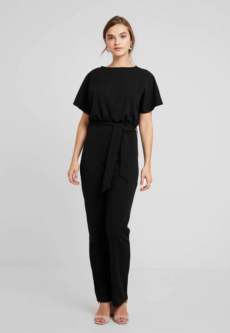 Gina Tricot - DANI - Overall / Jumpsuit /Buksedragter - black