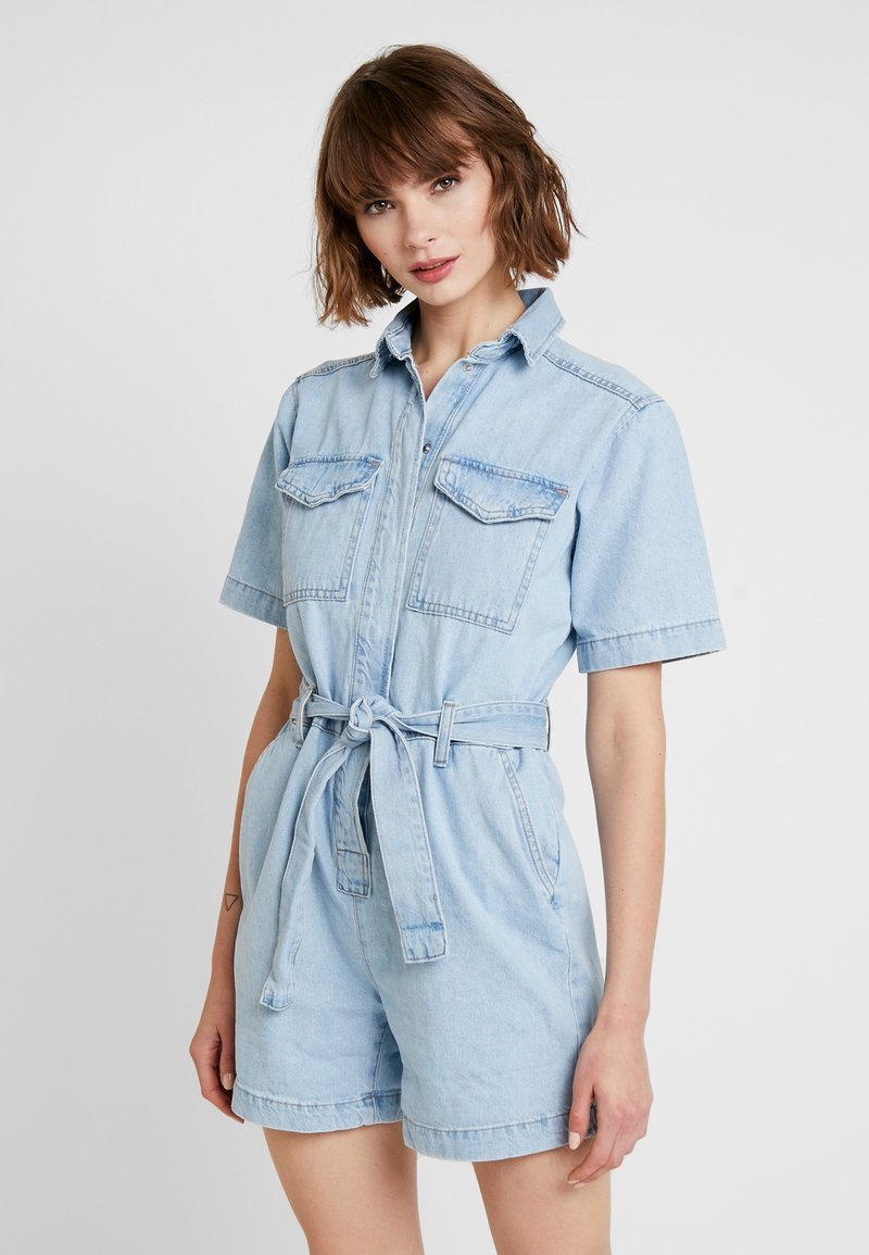 Gina Tricot - THE ROMPER - Jumpsuit - blue