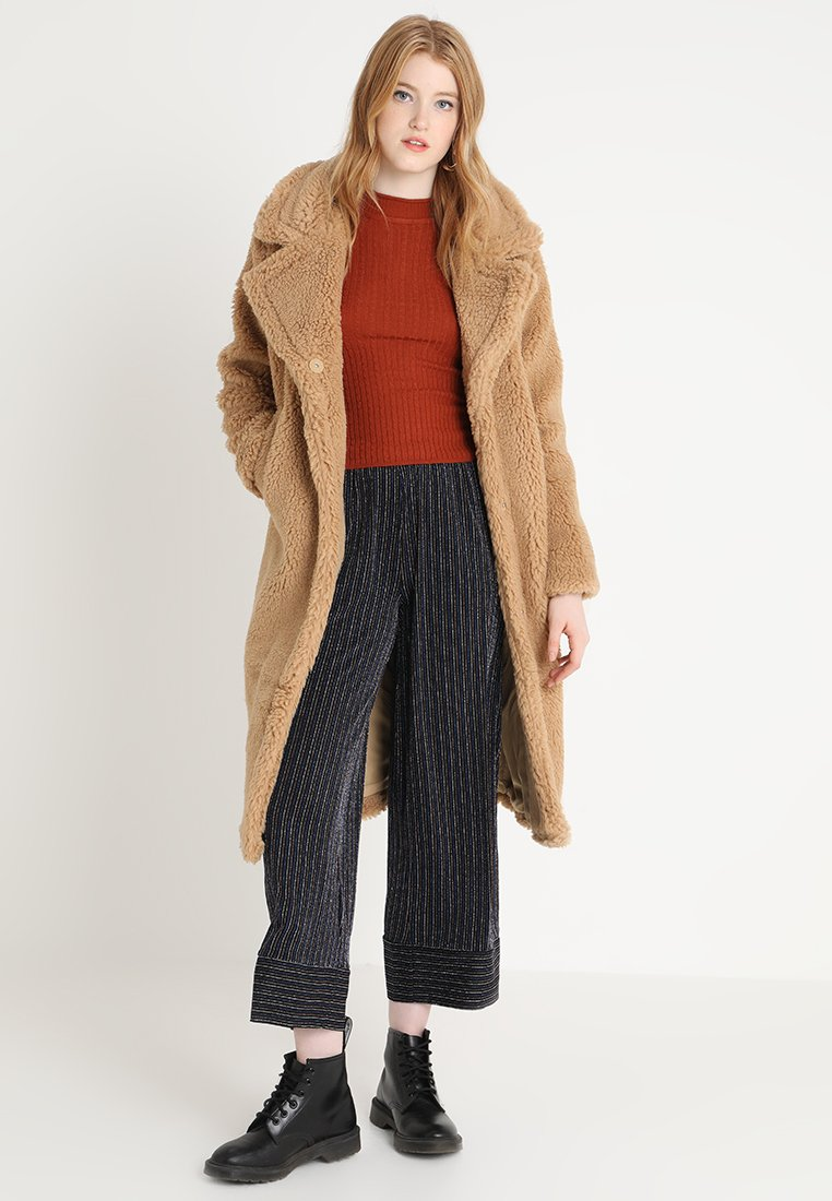 Gina Tricot - TUULA COAT - Winter coat - camel