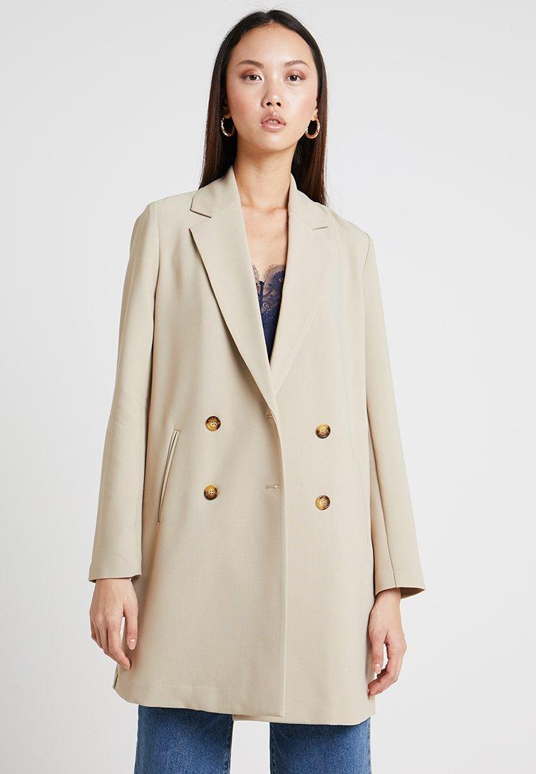 Gina Tricot - NADJA COAT - Classic coat - sandstone