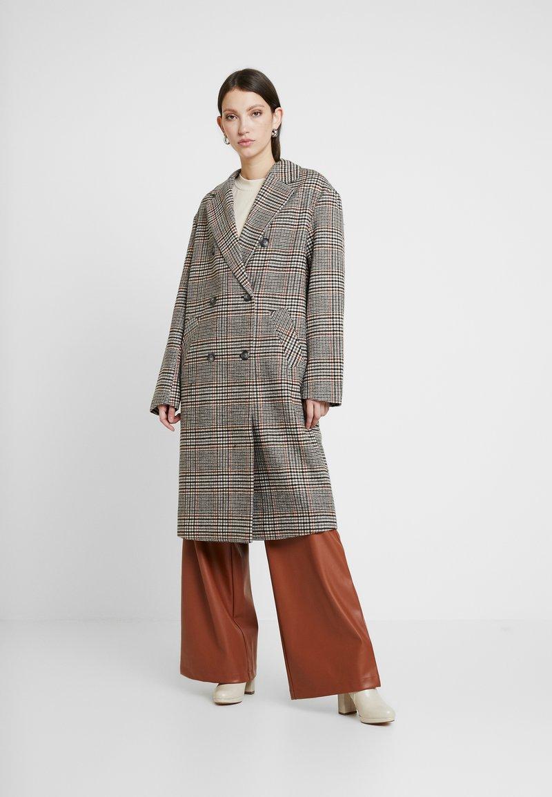 Gina Tricot - CILLA COAT - Classic coat - multi-coloured