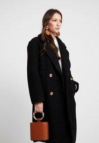 Gina Tricot - Zimní kabát - black - 3