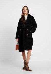 Gina Tricot - Zimní kabát - black - 1
