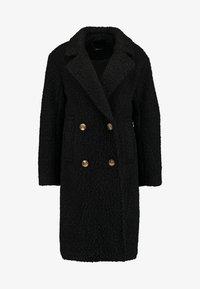 Gina Tricot - Zimní kabát - black - 5