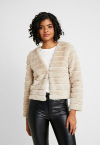 Gina Tricot - ELLA - Giacca invernale - simply taupe - 0