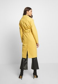 Gina Tricot - AVA BELTED COAT - Classic coat - rattan - 2