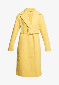 Gina Tricot - AVA BELTED COAT - Classic coat - rattan - 3