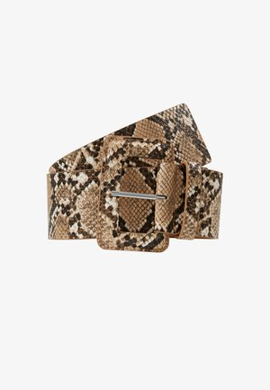 LEONORA BELT - Waist belt - beige