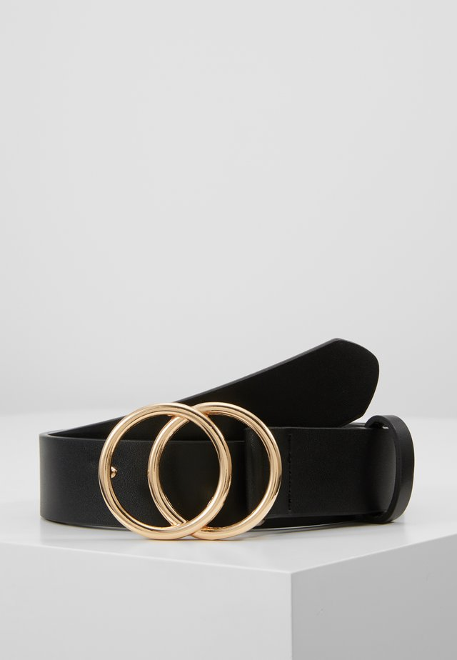 ANNA BELT - Ceinture - black