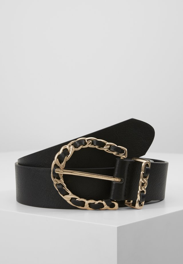 SALLY BELT - Pásek - black