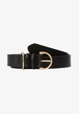 TANKI BELT - Bælter - black/gold-coloured