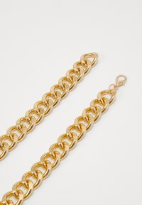 Gina Tricot - LISA CHAIN BELT - Riem - ligth gold-coloured - 3