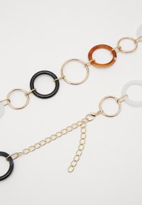 Gina Tricot - BELLA CHAIN BELT - Waist belt - gold-coloured - 2