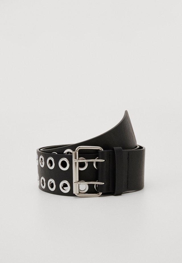 KINISA BELT - Vyö - black