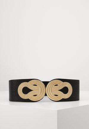 ALVIA WAIST BELT - Waist belt - black