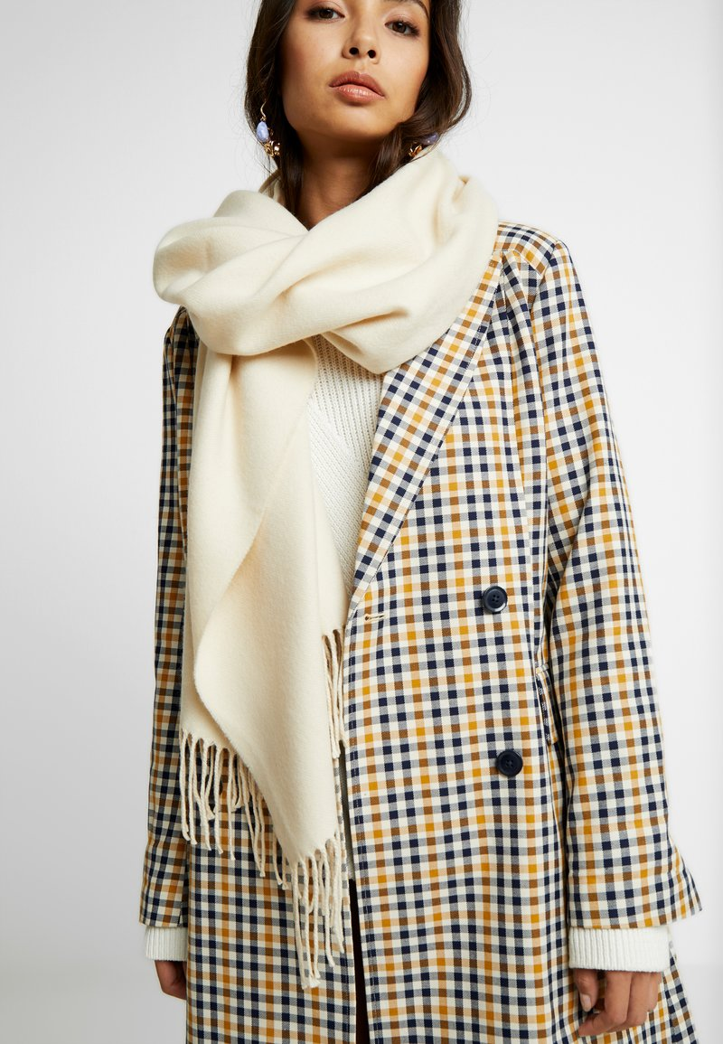 Gina Tricot - TINA SCARF - Sjaal - offwhite