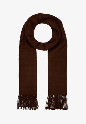 TINA SCARF - Sjal - brown