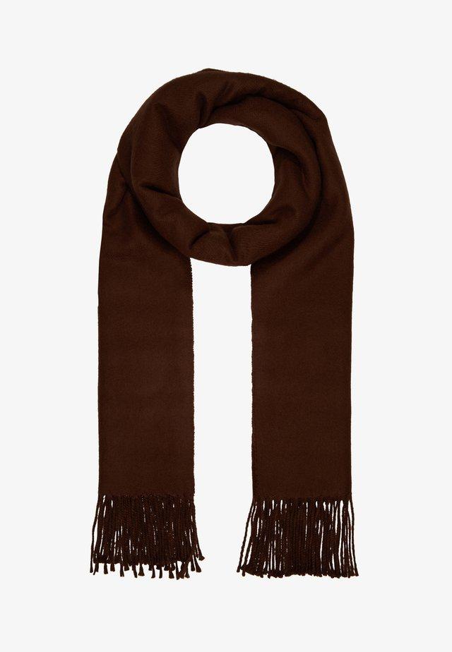 TINA SCARF - Sjal / Tørklæder - brown