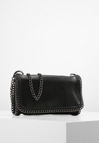 Gina Tricot - MALVA - Across body bag - black - 0