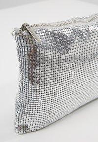 Gina Tricot - LAURA BAG - Clutch - silver - 6