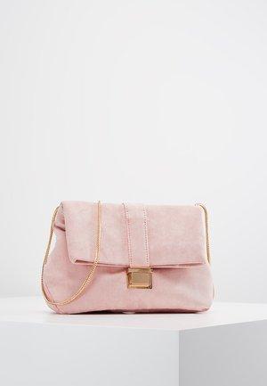 LINDA BAG - Across body bag - pink
