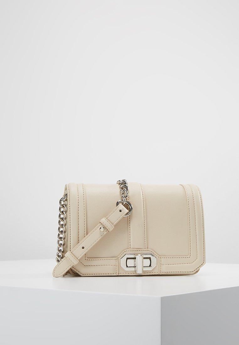 Gina Tricot - JENNIFER BAG - Across body bag - beige