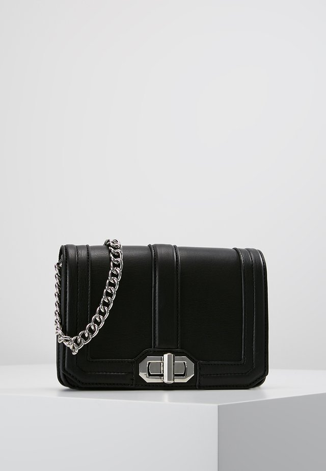 JENNIFER BAG - Umhängetasche - black