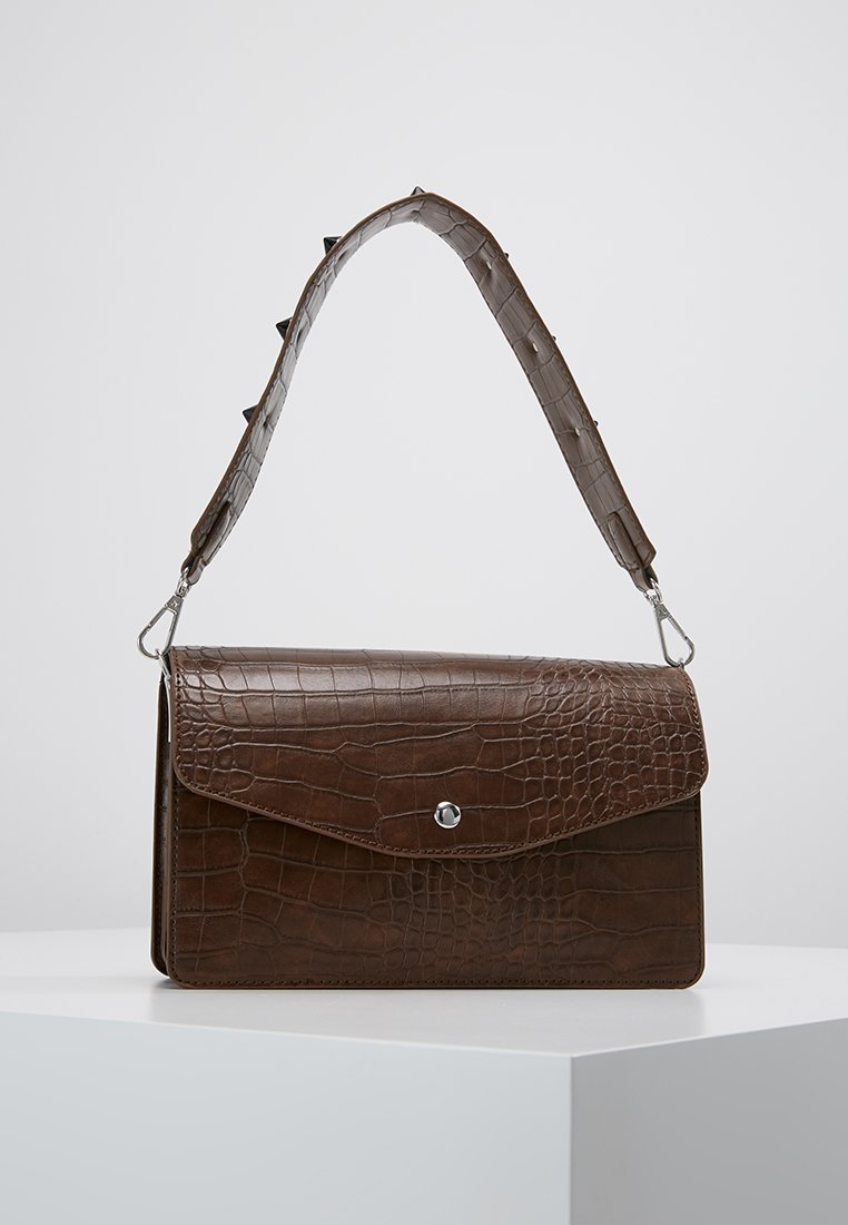 Gina Tricot - SANA BAG - Handbag - brown