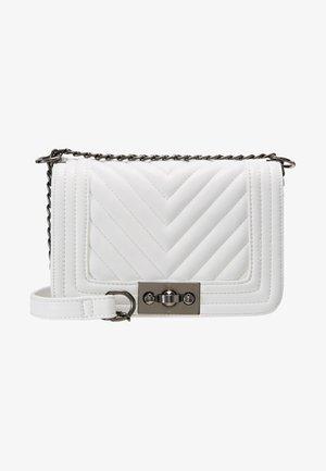 MATILDA BAG - Sac bandoulière - white
