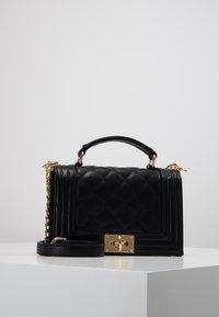 Gina Tricot - MIA BAG - Handbag - black - 0