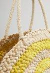 Gina Tricot - SAMANTHA - Shopping Bag - yellow