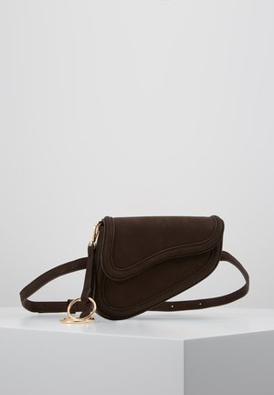 SADIE WAIST BAG - Sac banane - brown