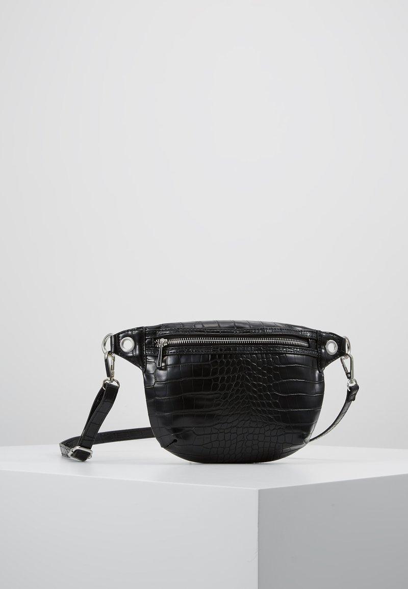 Gina Tricot - TINA WAIST BAG - Rumpetaske - black