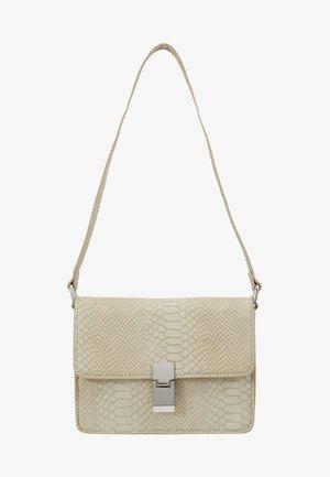 NOELLE BAG - Bolso de mano - beige