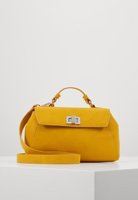 Gina Tricot - STINA MINI BAG - Sac à main - yellow - 0