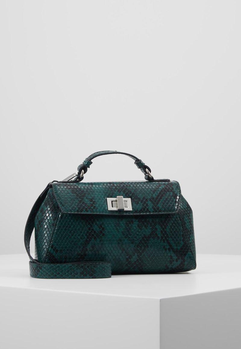 Gina Tricot - STINA MINI BAG - Handbag - green