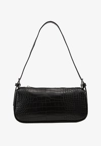 Gina Tricot - AMELIE BAG - Bolso de mano - black/silver - 1