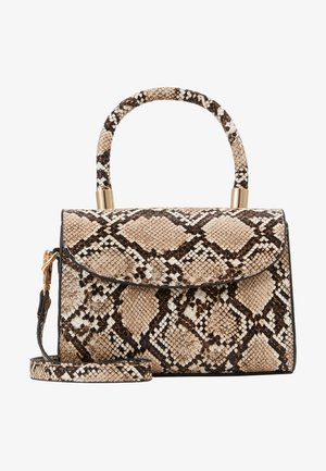 MAYA MINI BAG - Borsa a mano - beige
