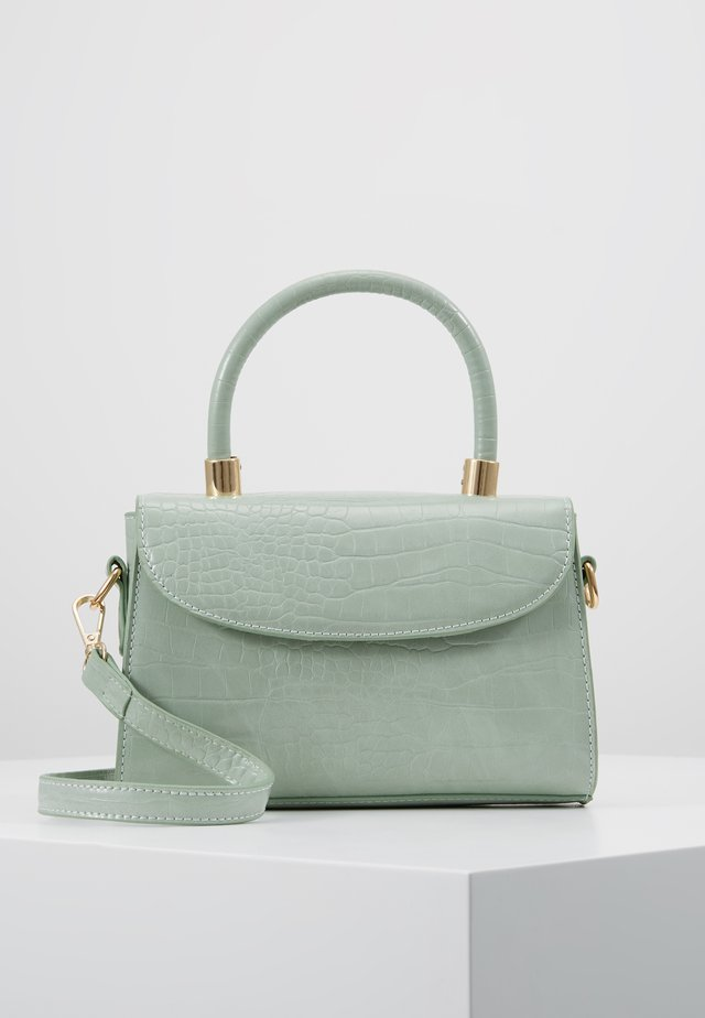 MAYA MINI BAG - Handbag - sage