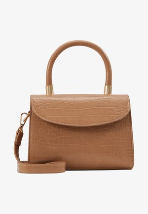 MAYA MINI BAG - Käsilaukku - brown