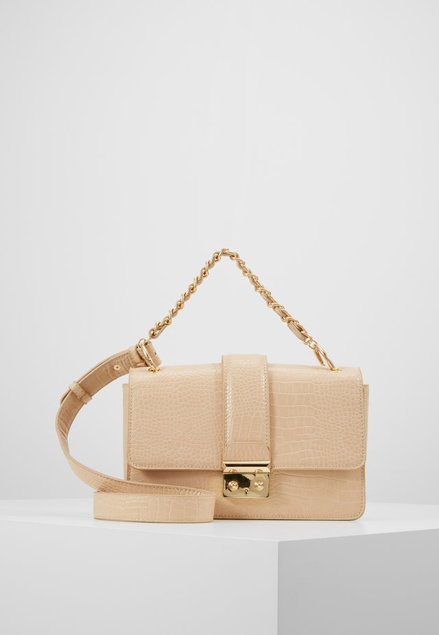 LOLA BAG - Schoudertas - beige