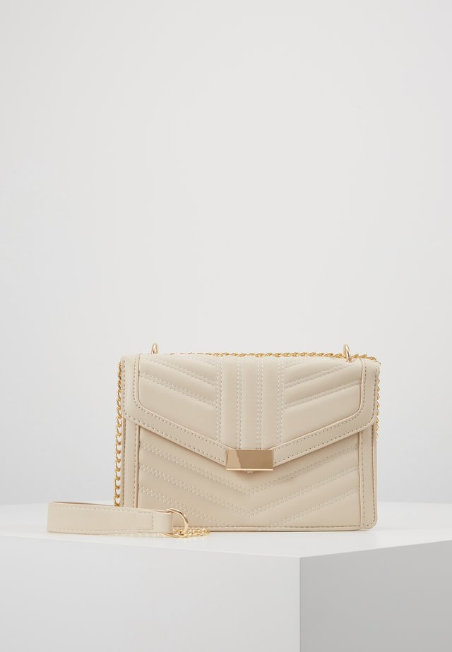 BELLA BAG - Across body bag - beige