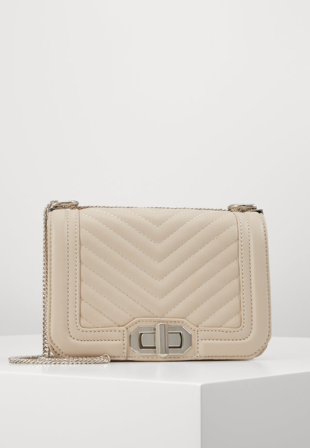 SELMA BAG - Across body bag - beige