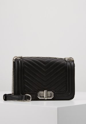 SELMA BAG - Skulderveske - black