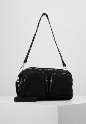 CONNIE BAG - Across body bag - black
