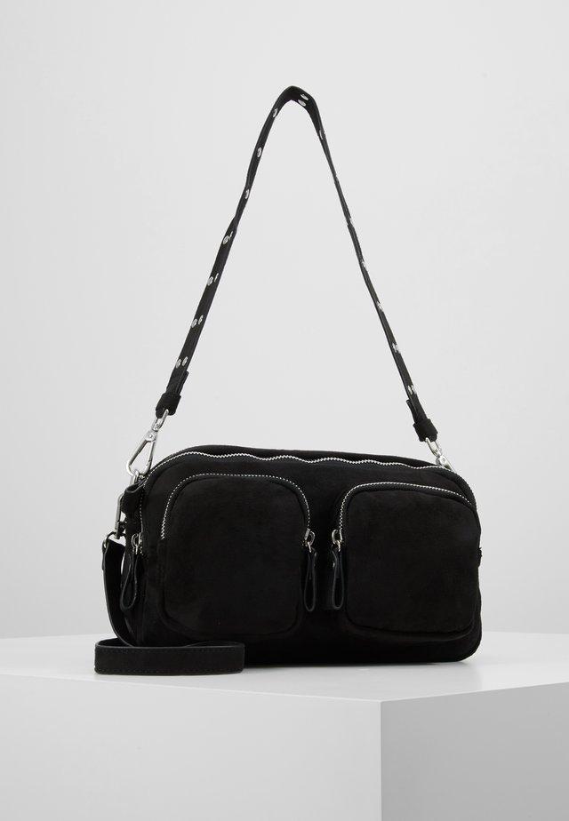 CONNIE BAG - Across body bag - black