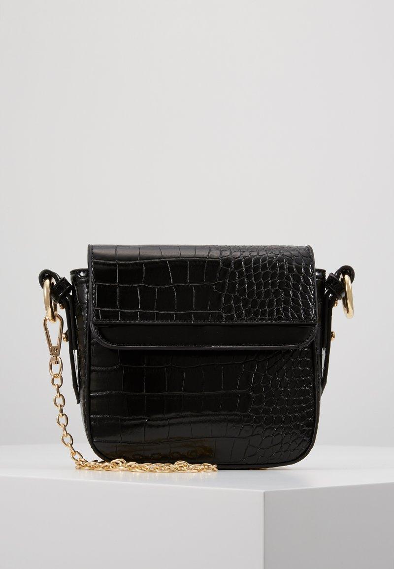 Gina Tricot - CLARA BAG - Umhängetasche - black